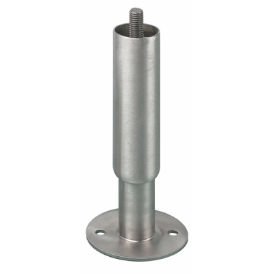 Flanged Metal Leg