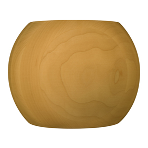 Wooden Ball Style Furniture Leg