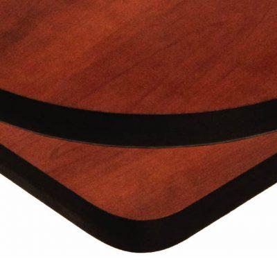 Drop Edge Table Tops