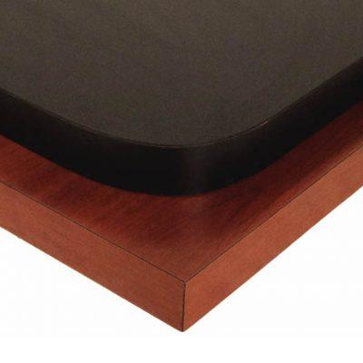 Double Self Edge Table Top