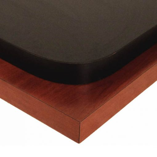 Double Self Edge Table Top
