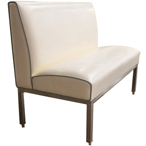 Metal Framed Booth Seating