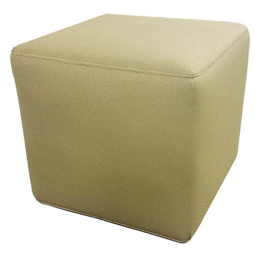 Square Ottoman Upholstered
