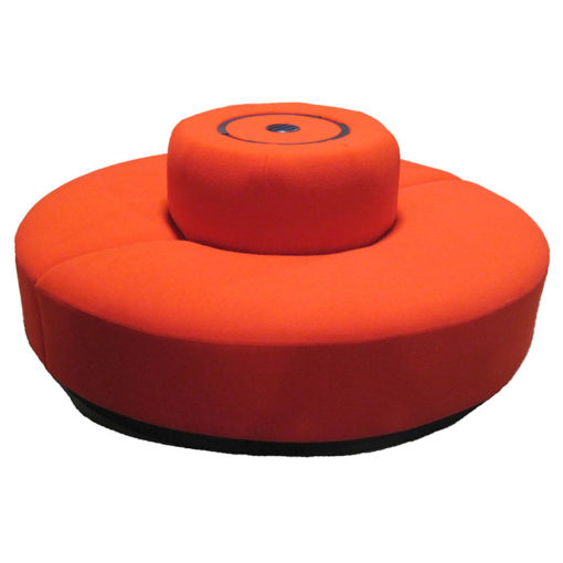 Pouf Booth Seating