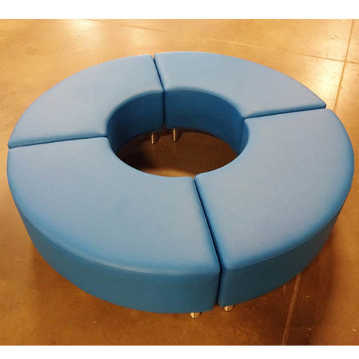 Sectional 360 Degree Ottoman