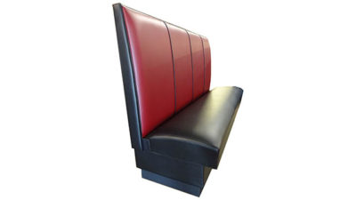 Welted Channel Booth Seating