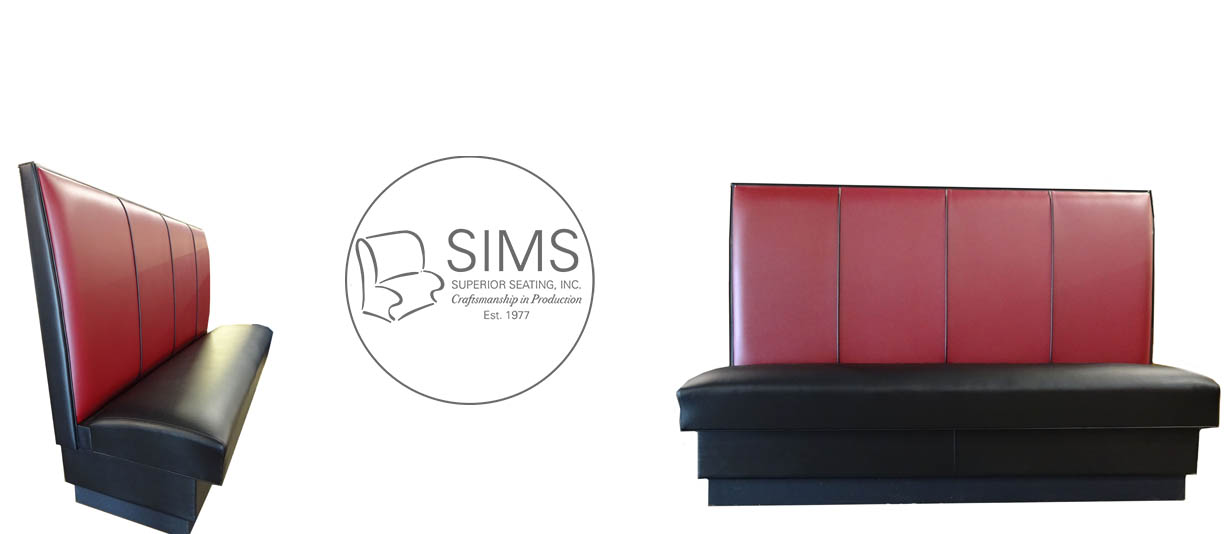 Booth Seating SIMS Superior Seating
