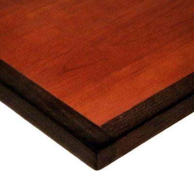 Wood Edge Table