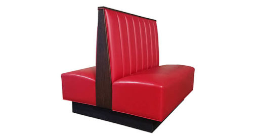 SIMS Superior Seating double booth seating